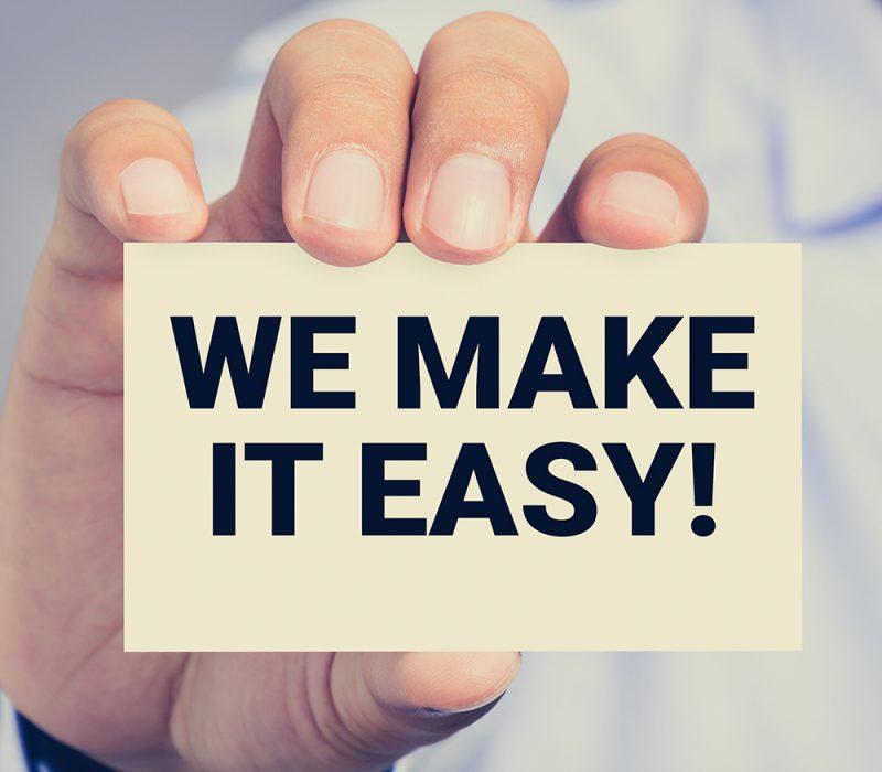 Goldmark Insurance Agency - we make it easy